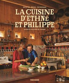 Coffret - La cuisine d'Ethné et Philippe - Recettes, épices et techniques