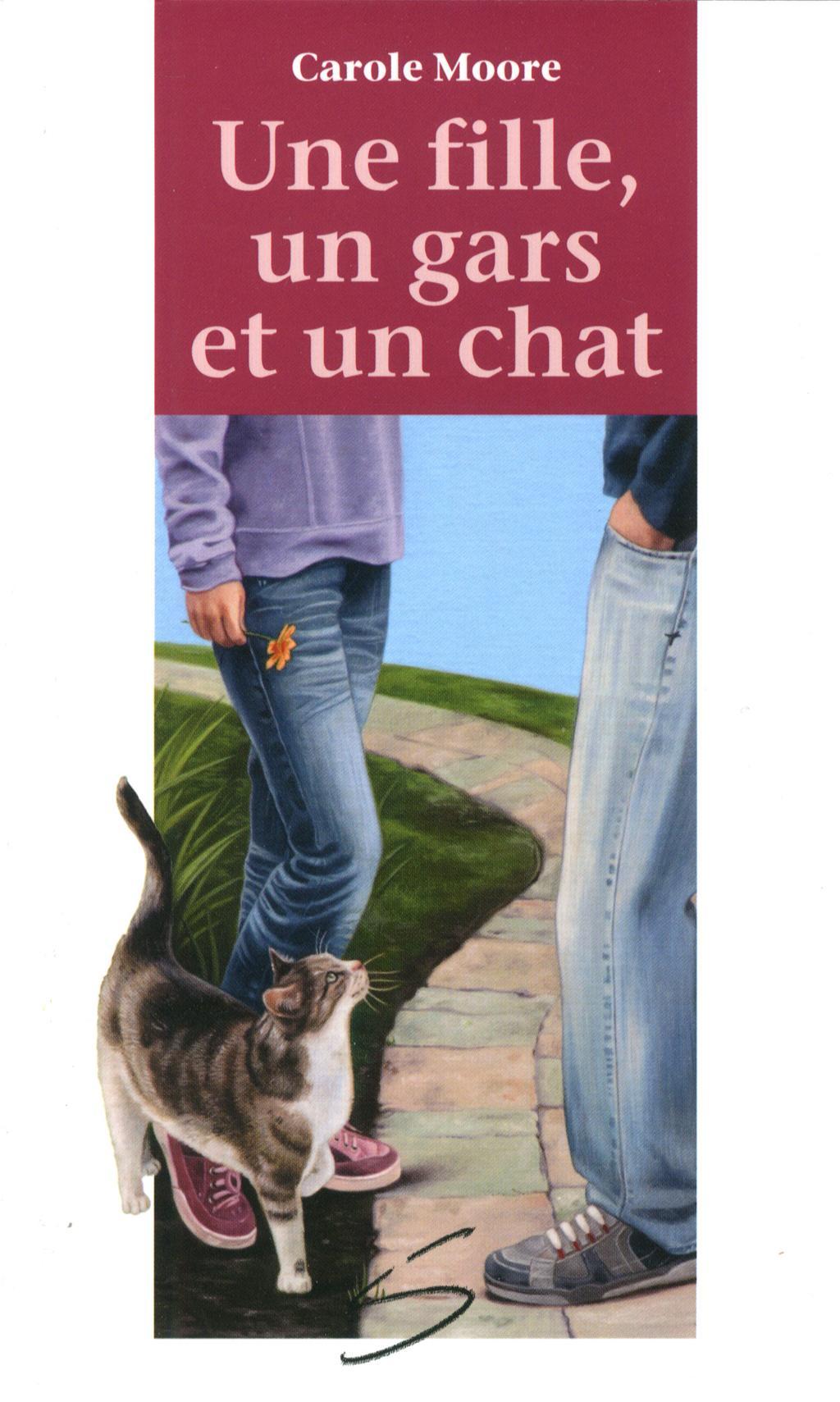 Chatter avec une fille
