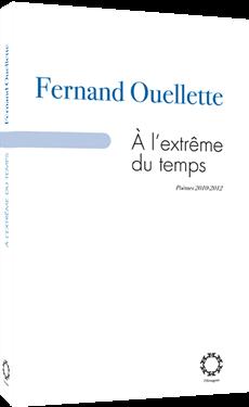À l'extrême du temps - Poèmes 2010-2012