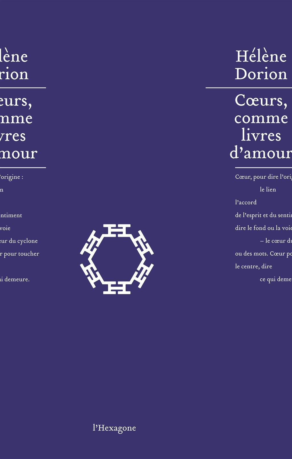 Image de couverture (Coeurs, comme livres d'amour)