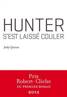 LivreHunter s'est laissé couler (Prix Robert-Cliche 2012)