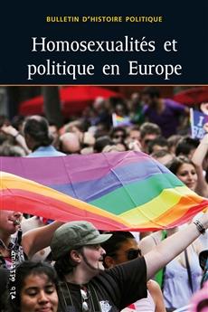 Homosexualités et politique en Europe