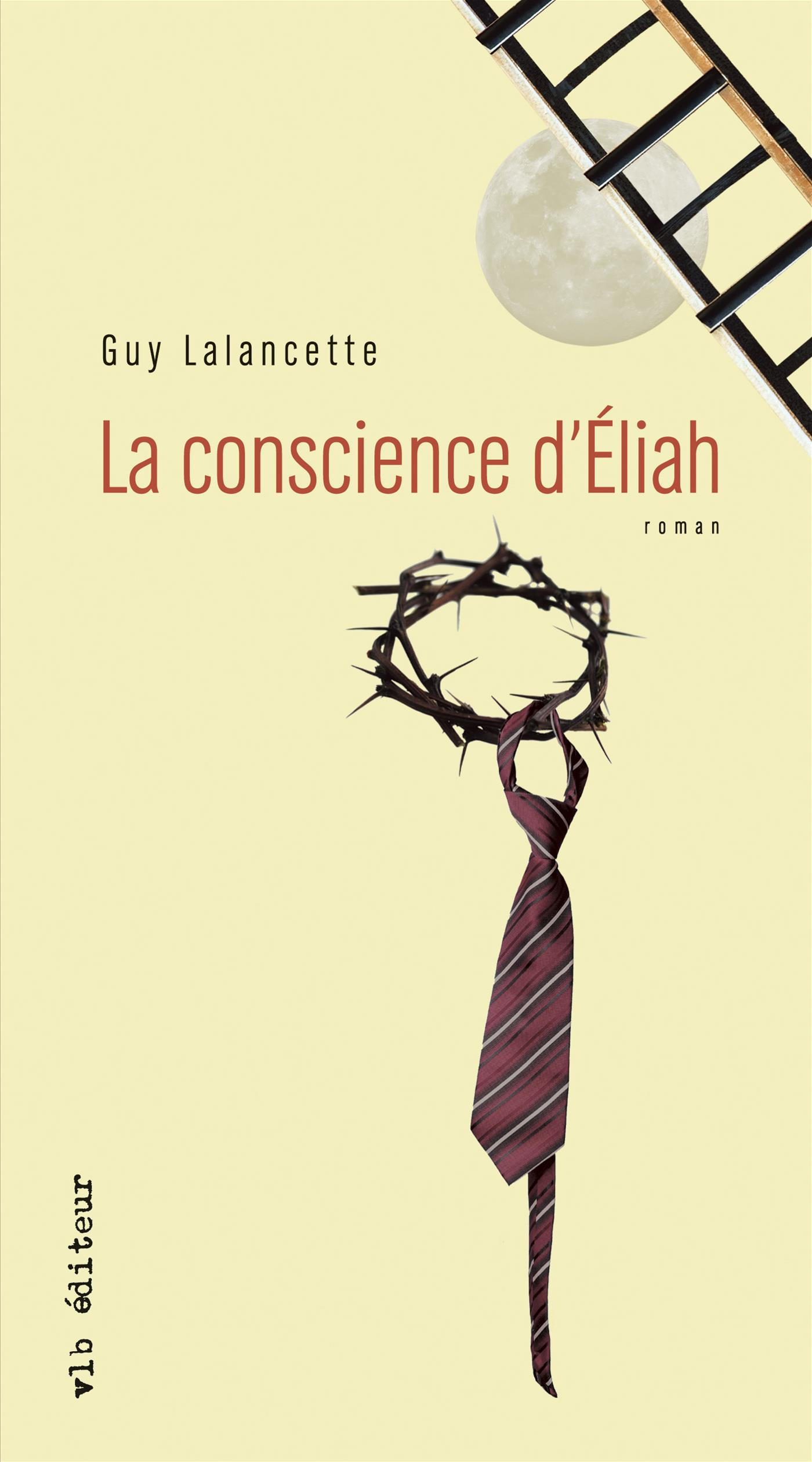 Image de couverture (La conscience d'Éliah)