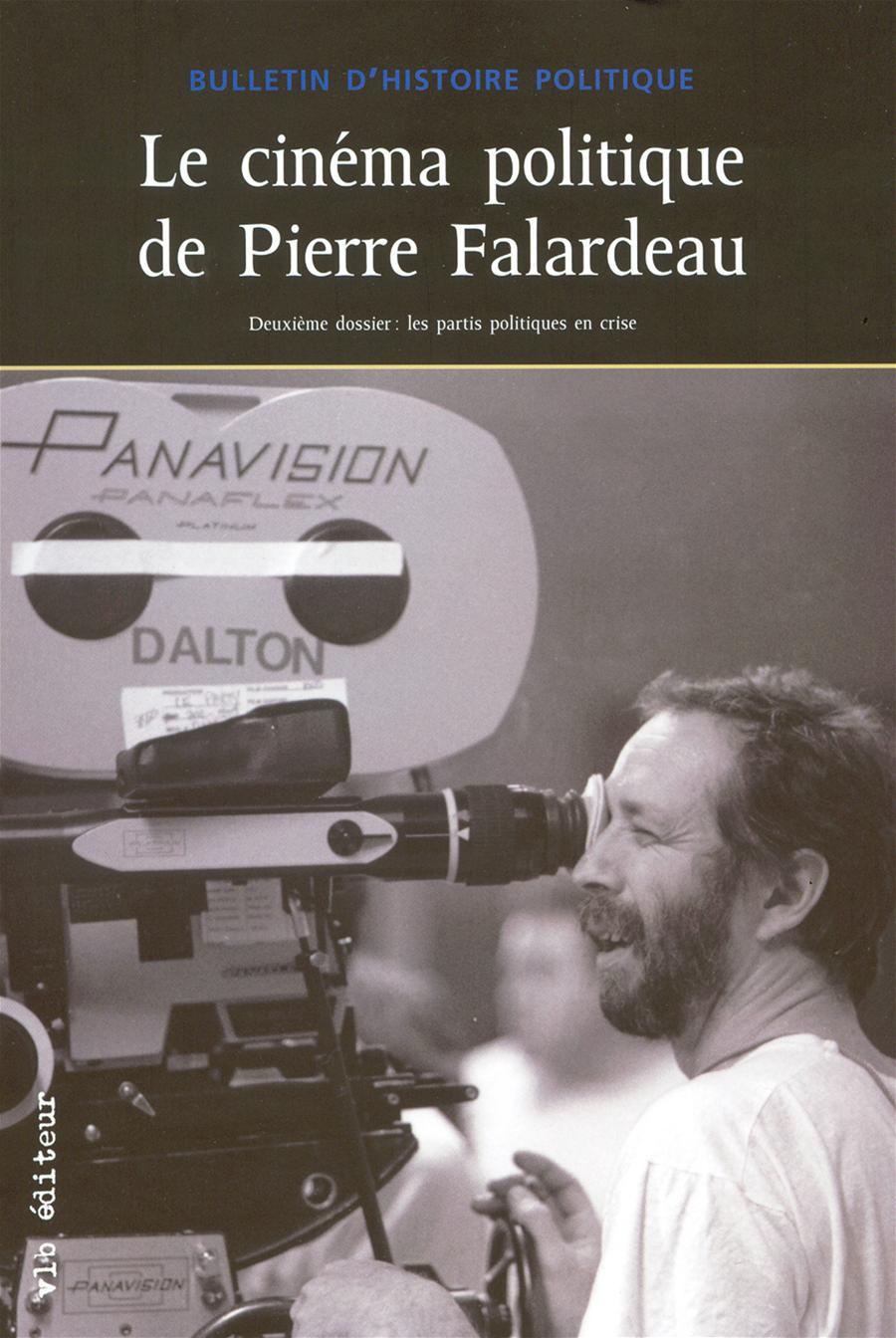 Image de couverture (Le cinéma politique de Pierre Falardeau)