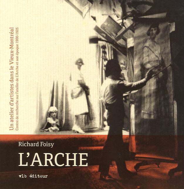 L'Arche, un atelier d'artistes dans le Vieux-Montréal