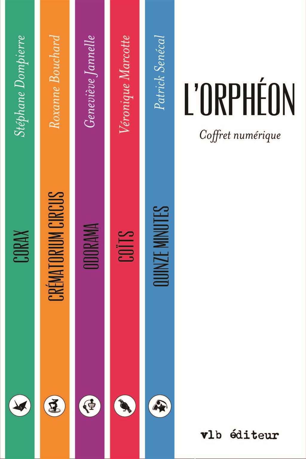 Coffret L'Orphéon
