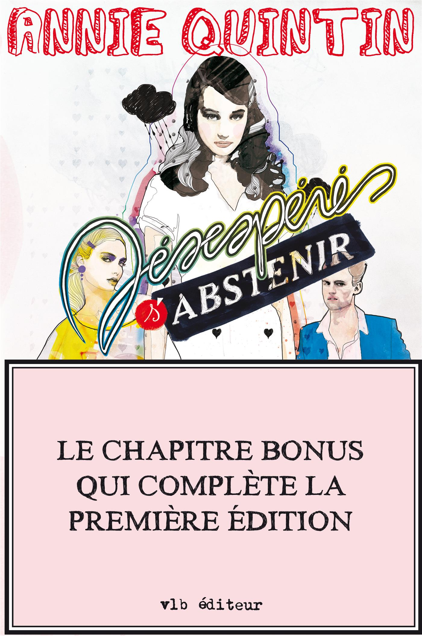 Désespérés s'abstenir - chapitre bonus