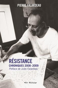 Résistance - Chroniques 2008-2009