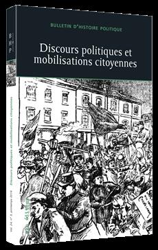 Discours politiques et mobilisations citoyennes