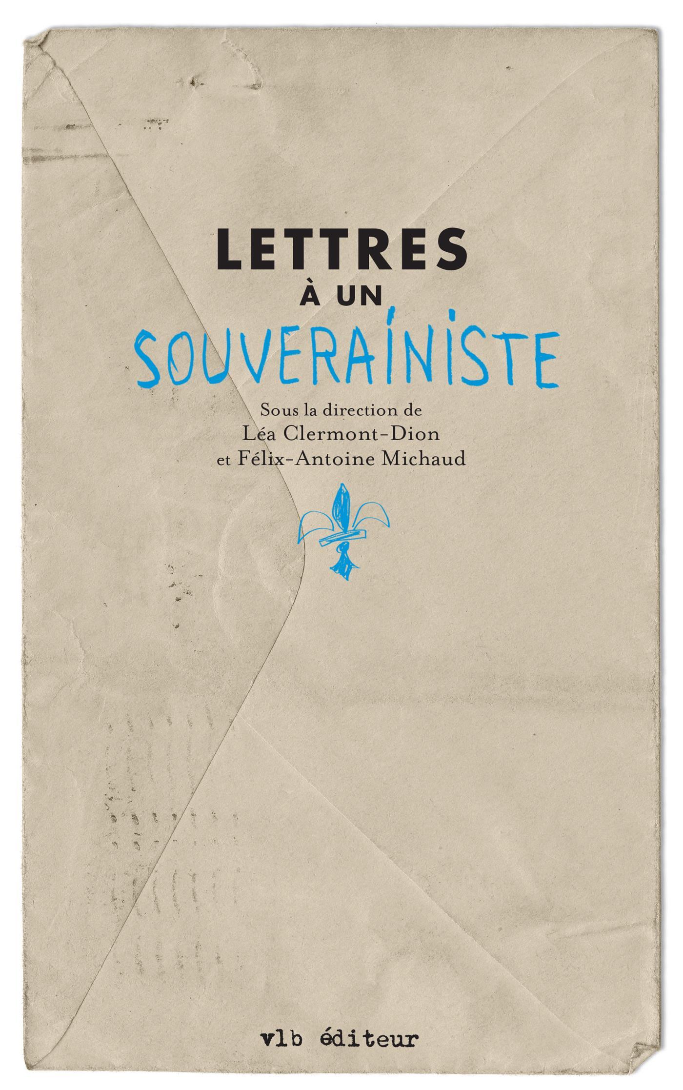 Image de couverture (Lettres à un souverainiste)