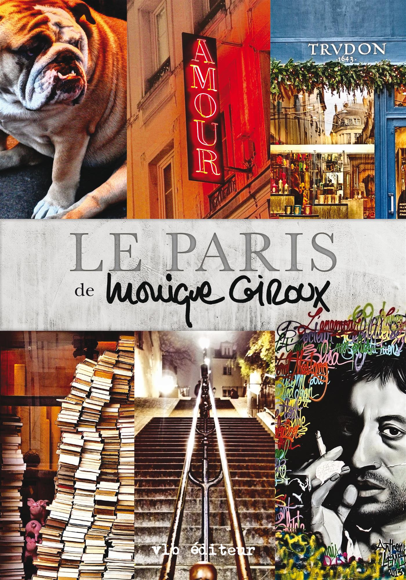 Le Paris de Monique Giroux