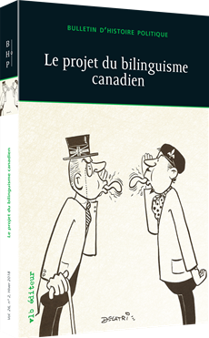 Le projet du bilinguisme canadien