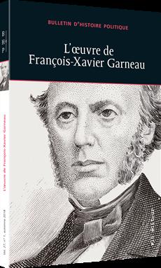 L'œuvre de François-Xavier Garneau