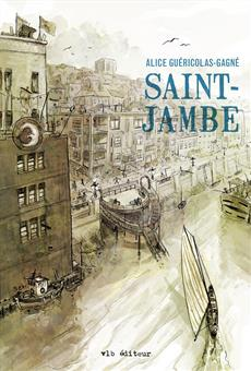 LivreSaint-Jambe