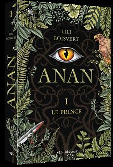 Anan - Tome I - Le prince