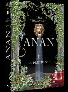 Anan - Tome 2 - La Prêtresse