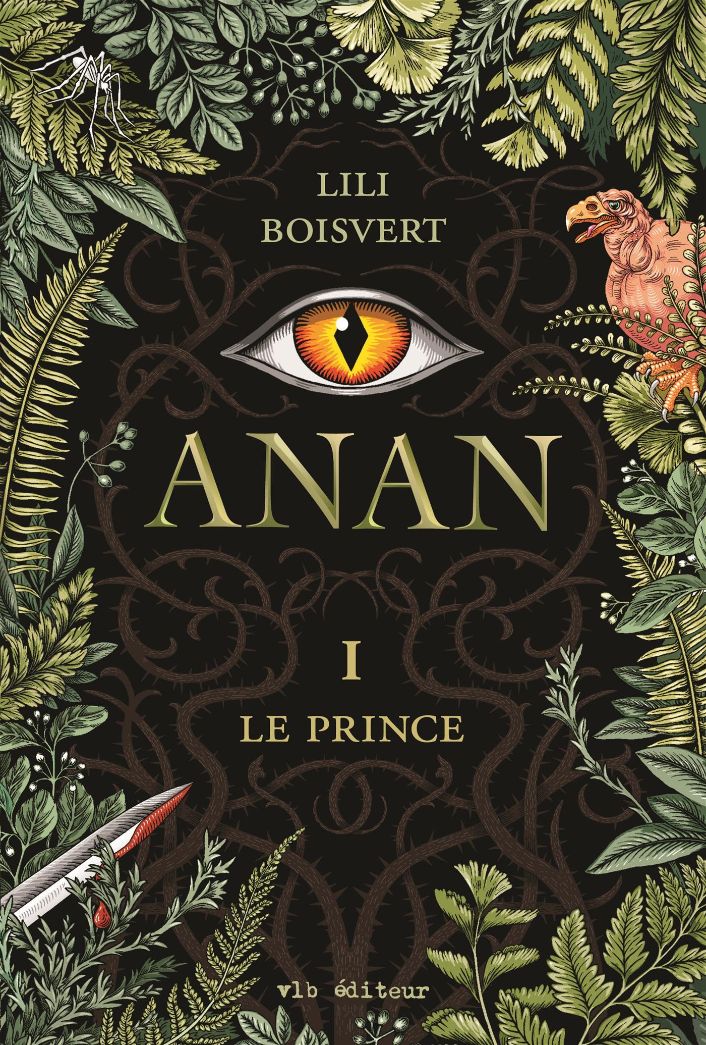 Image de couverture (Anan T.1)