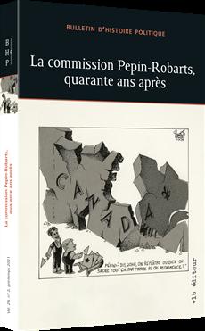 La commission Pepin-Robarts, quarante ans après