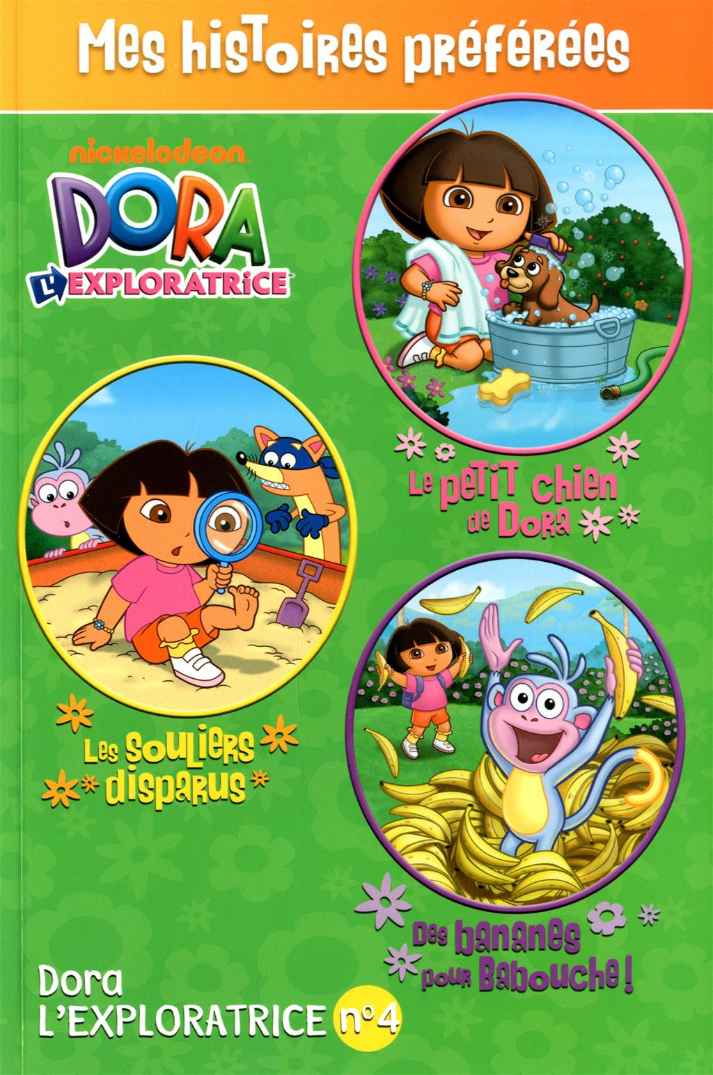 Livre Dora L Exploratrice N 176 4 Messageries Adp