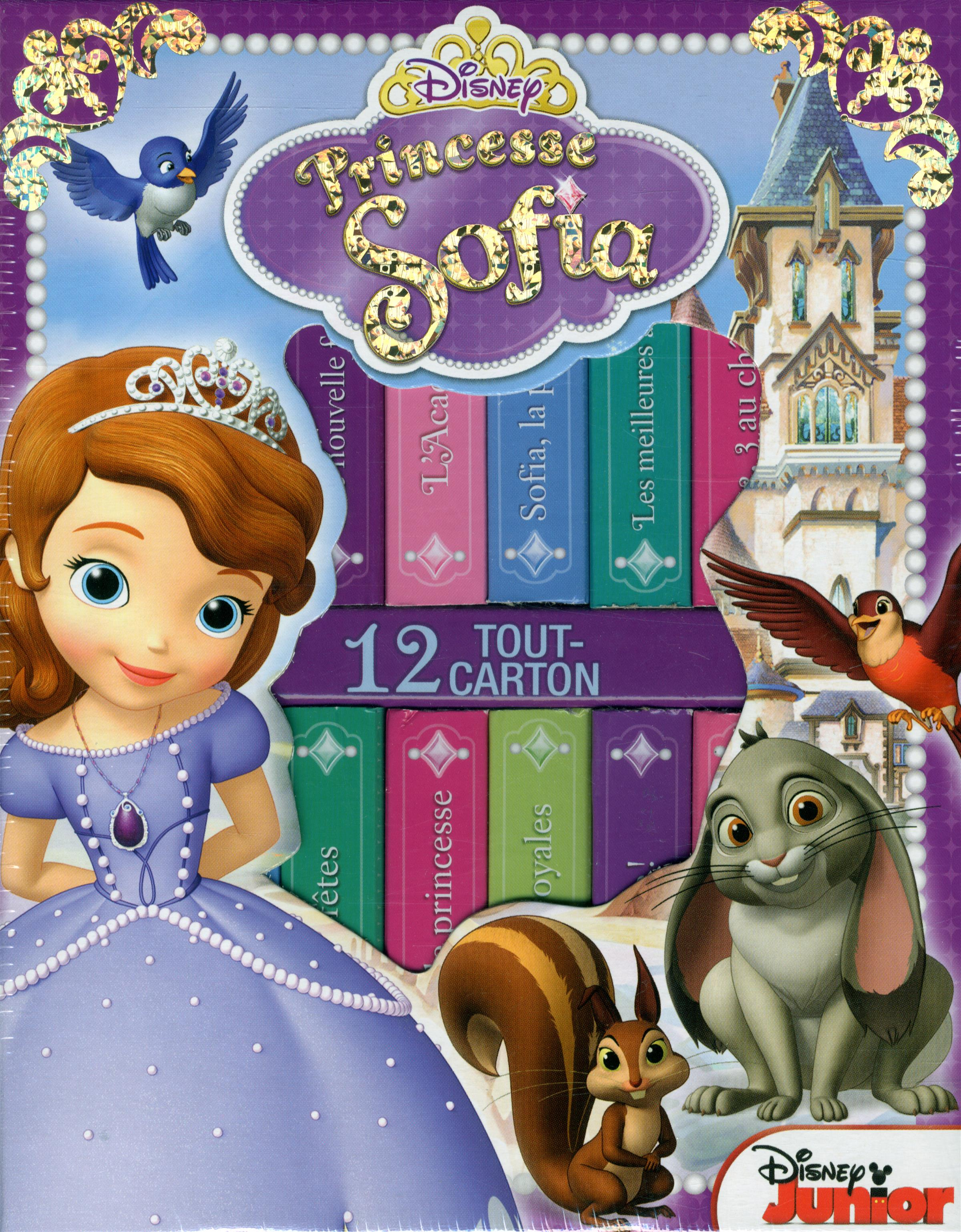 Livre coffret princesse sofia messageries adp - Princesse sofia telecharger ...
