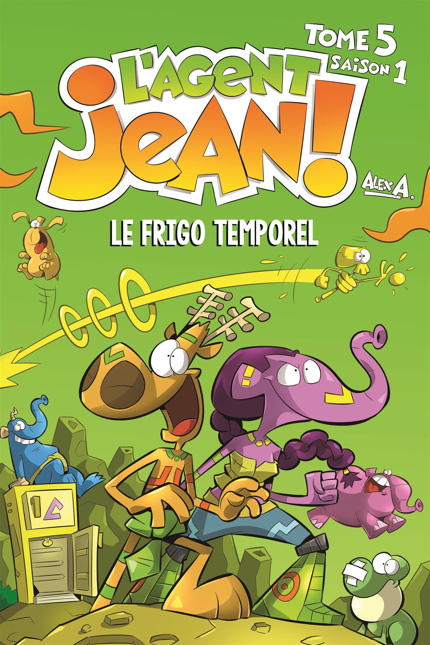 L'Agent Jean - Tome 5