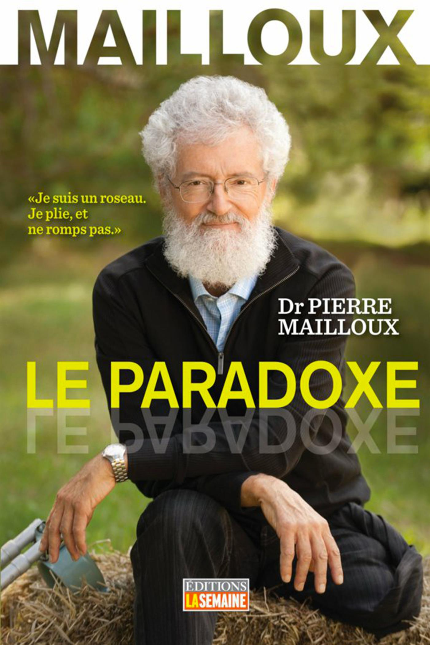 Dr Pierre Mailloux