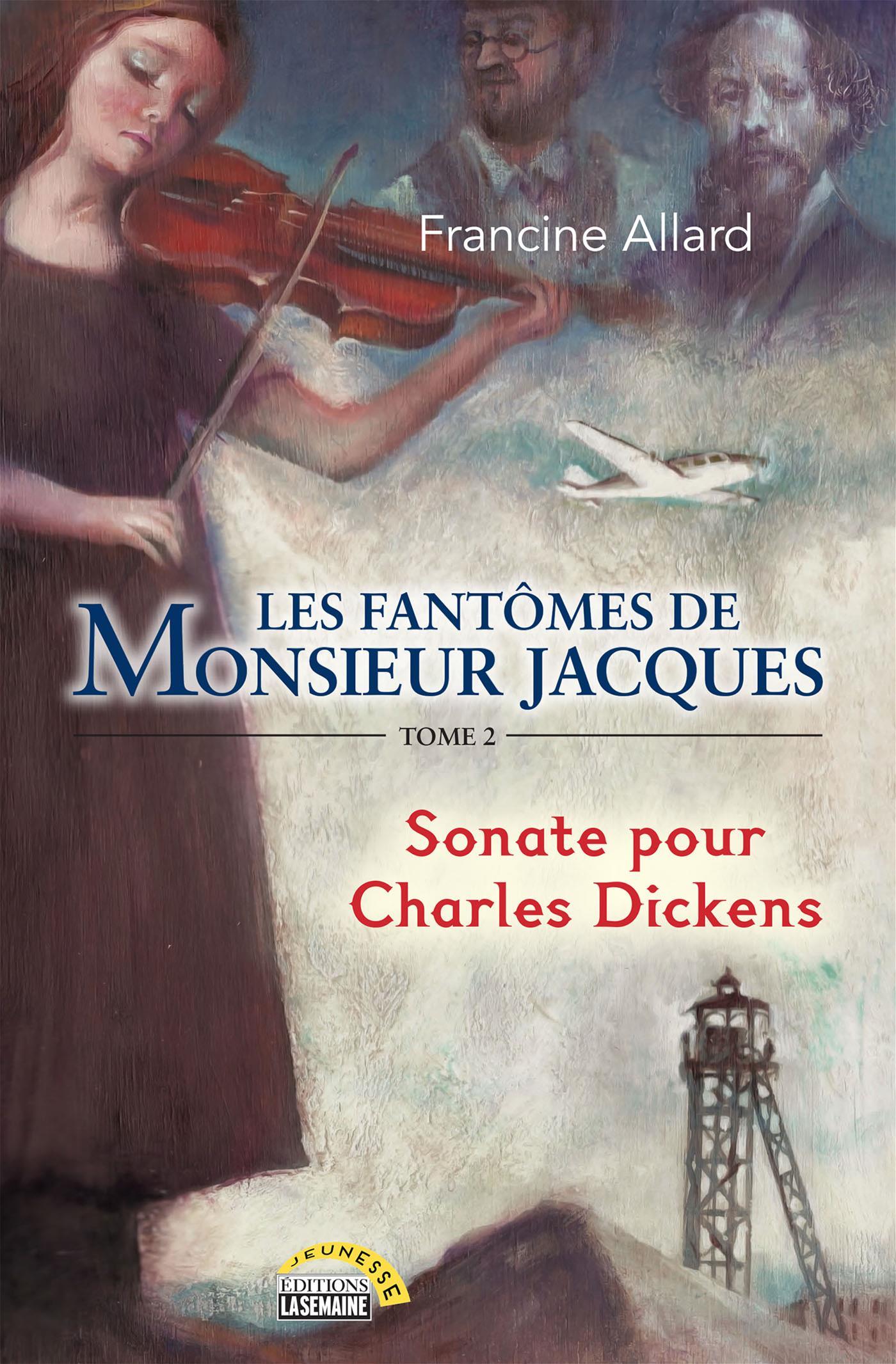 Les fantômes de monsieur Jacques - Tome 2