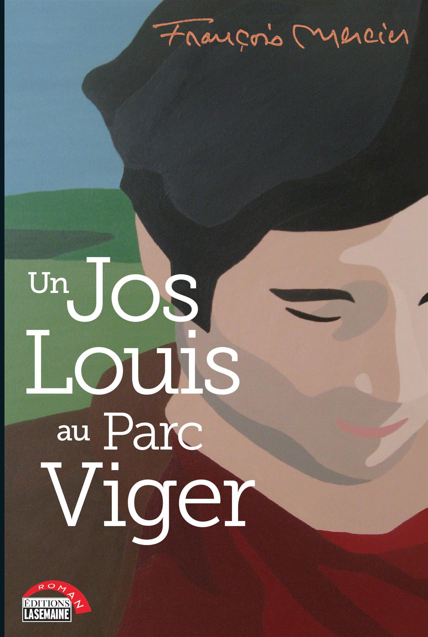 Un Jos Louis au parc Viger