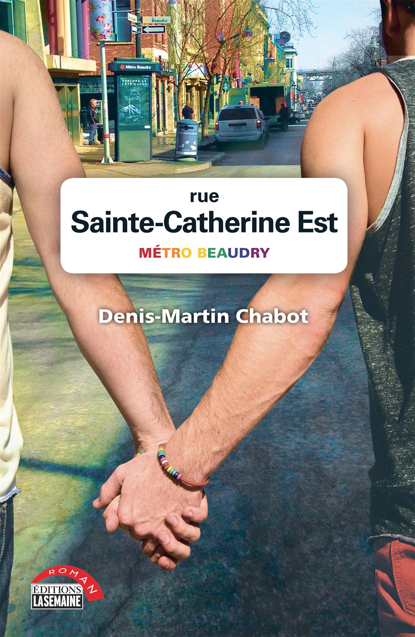 Image de couverture (Rue Sainte-Catherine Est)