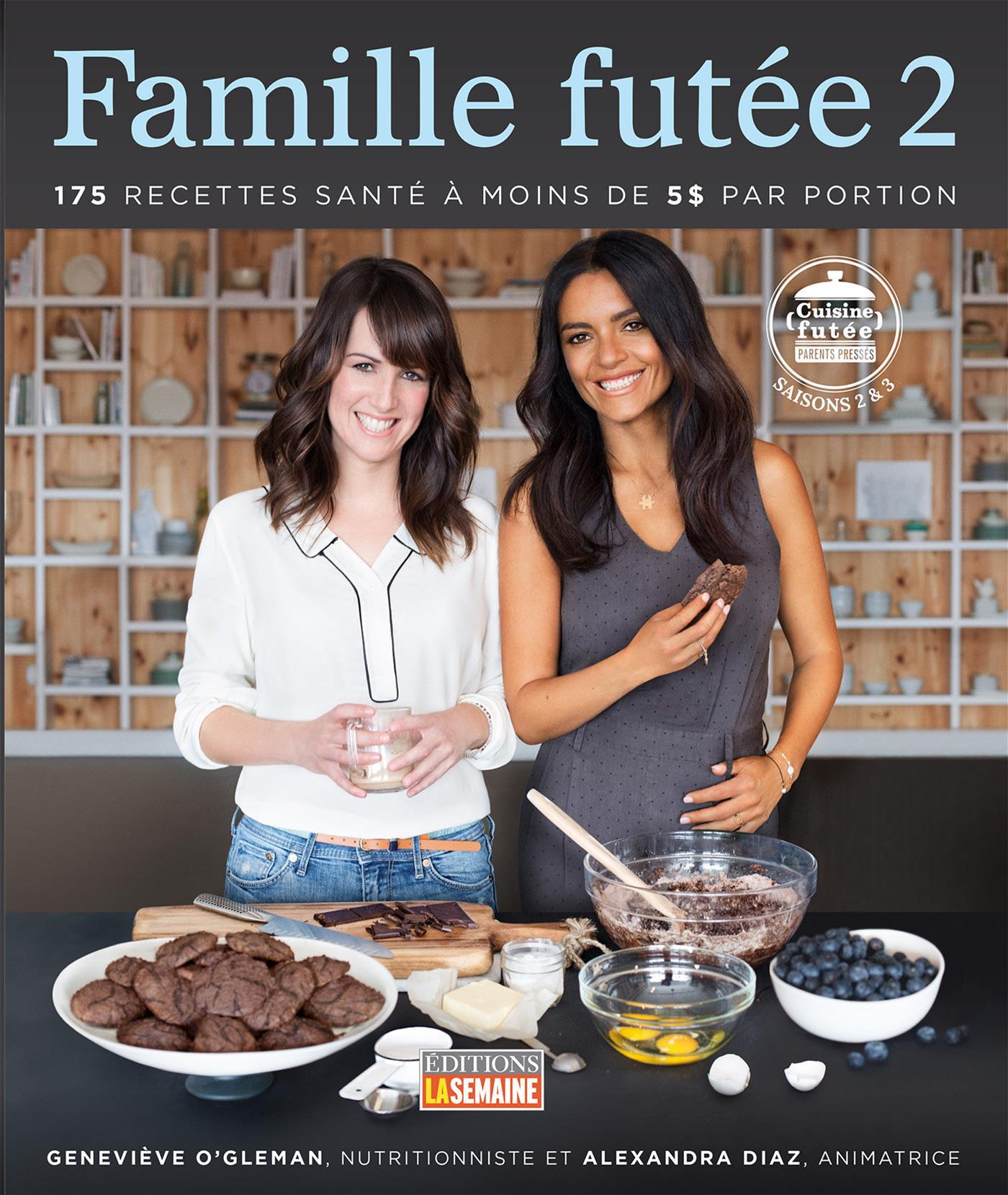 Livre Famille futée 12   12 recettes santé à moins de 12 $ par ...