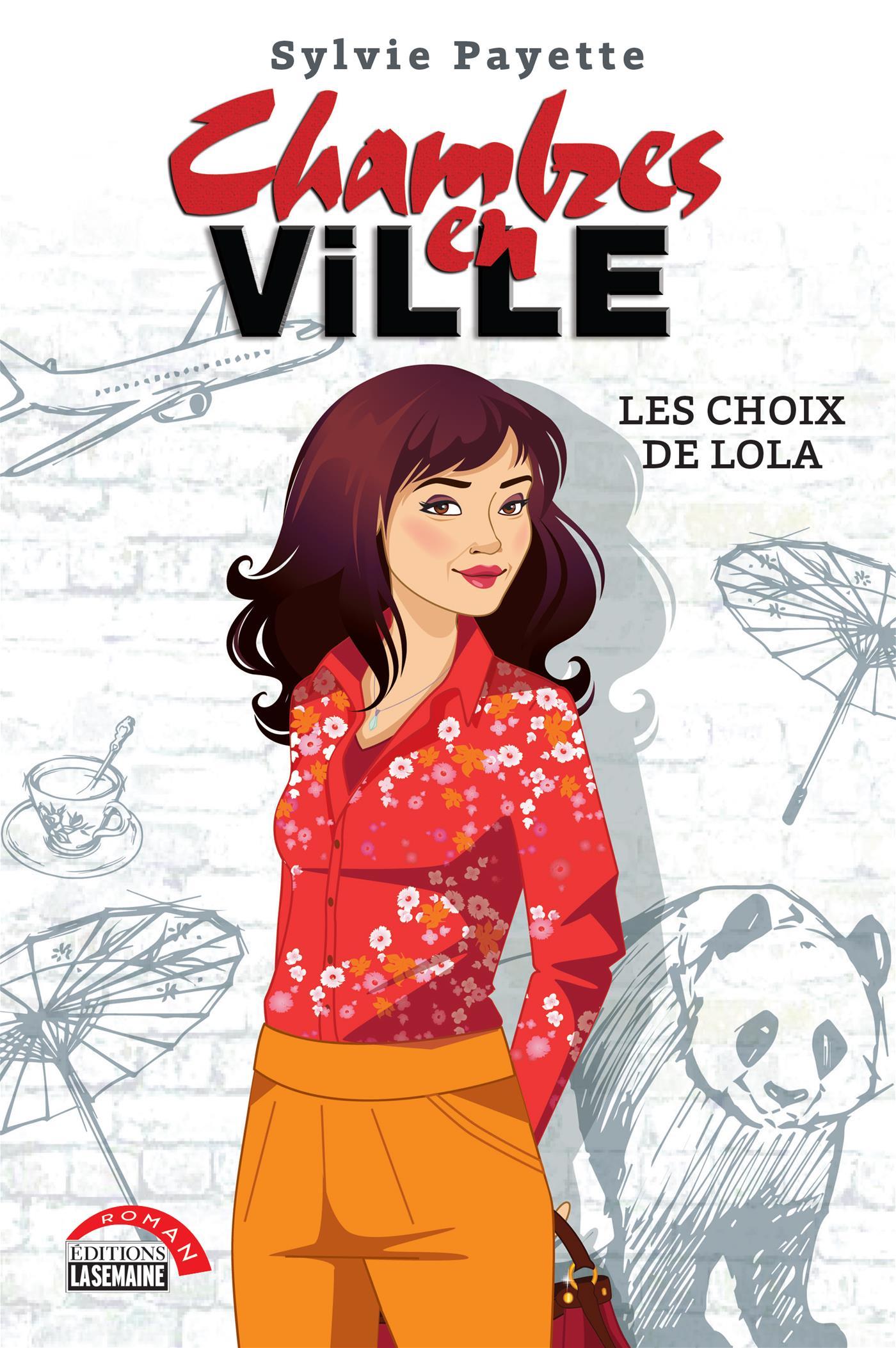 Sylvie payette crivain auteur la semaine for Chambre en ville vidal
