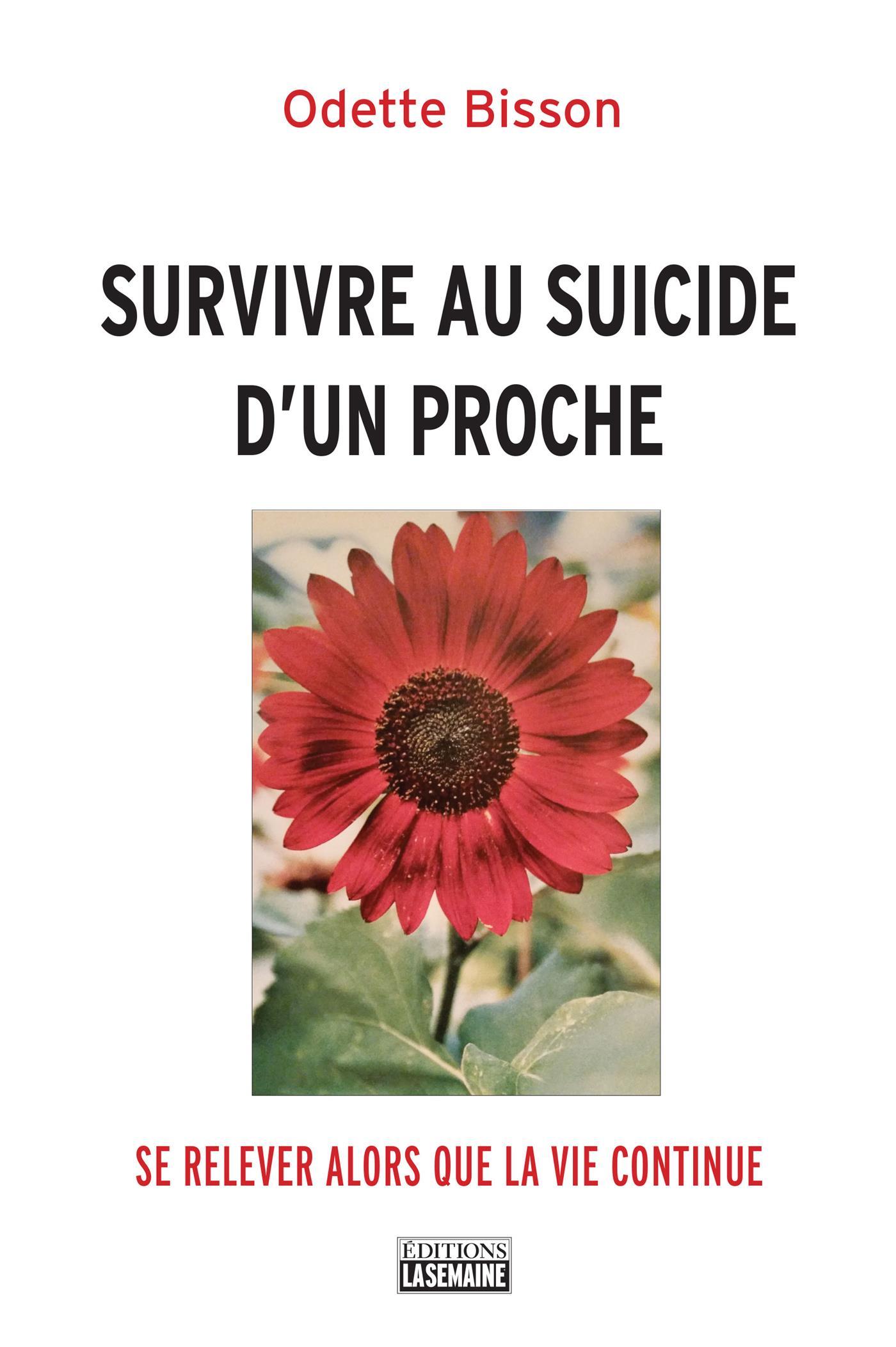 Survivre au suicide d'un proche