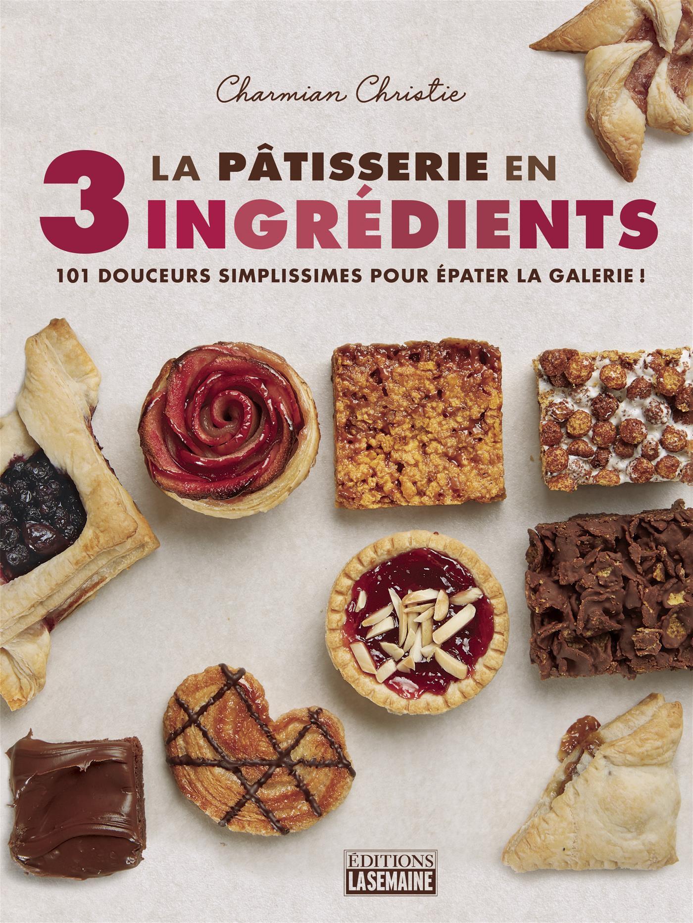 pâtisserie en 3 ingrédients