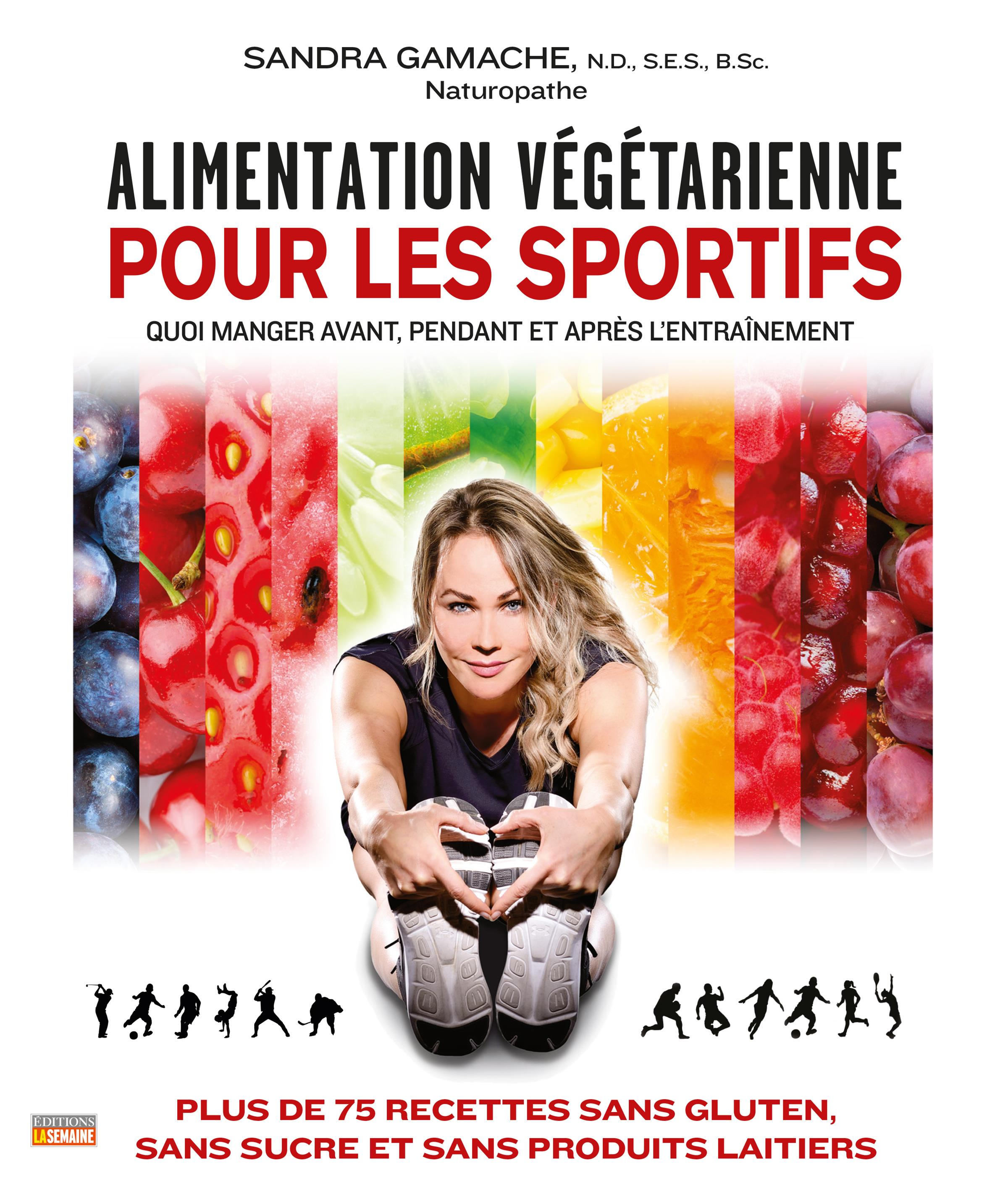 Alimentation végétarienne pour les sportifs