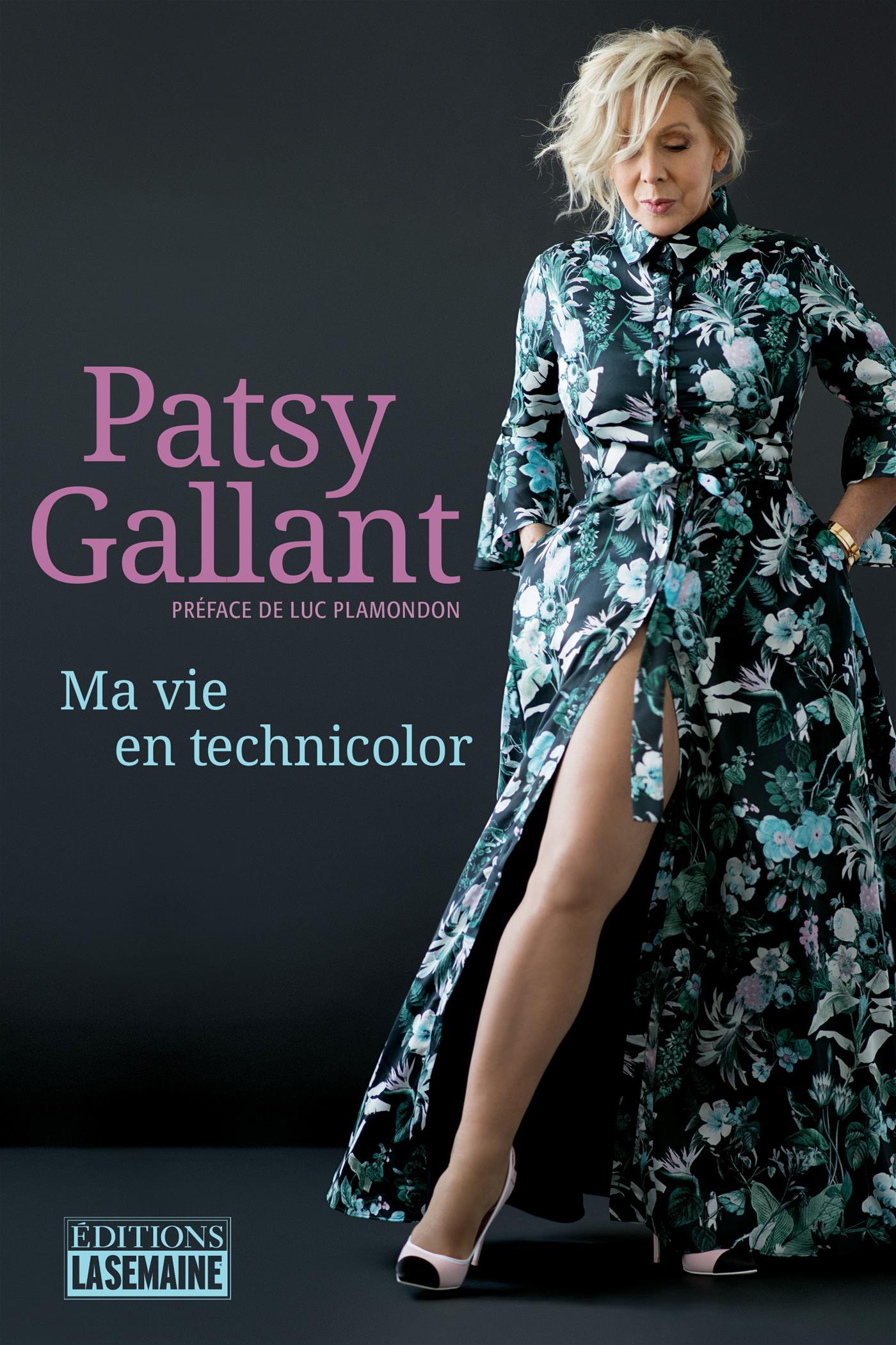 Cover image (Ma vie en technicolor)