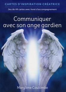 Boîtier - Communiquer avec son ange gardien - Cartes d'inspiration créatrice