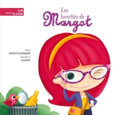 Livre Les lunettes de Margot