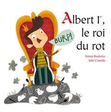Livre Albert Ier, le roi du rot
