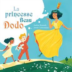 Livre La princesse beau dodo