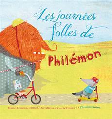 Livre Les journées folles de Philémon