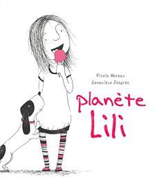 Livre Planète Lili