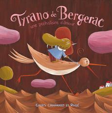 Livre Tyrano de Bergerac