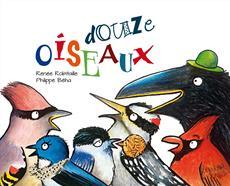 Livre Douze oiseaux
