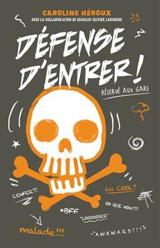 Livre Défense d'entrer !