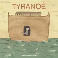 Livre Tyranoé
