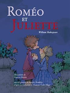 Livre Roméo et Juliette