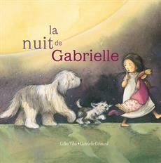 Livre La nuit de Gabrielle