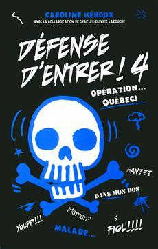 Livre Défense d'entrer ! 4