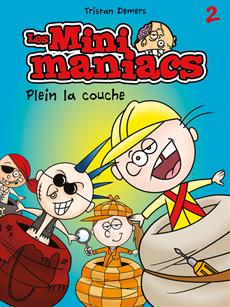 Livre Les Minimaniacs 2