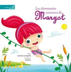 Livre Les étonnantes vacances de Margot